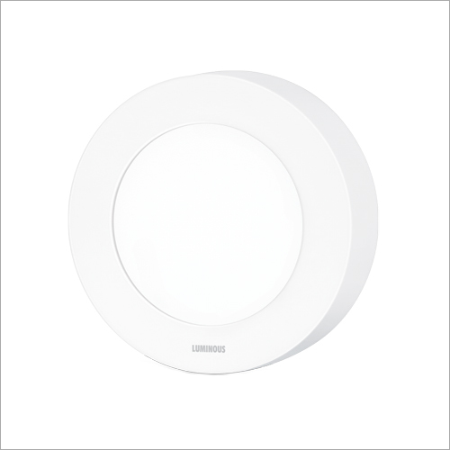 12 Watt Round Panel Light