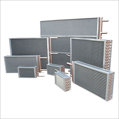 Air cooled condenser coils