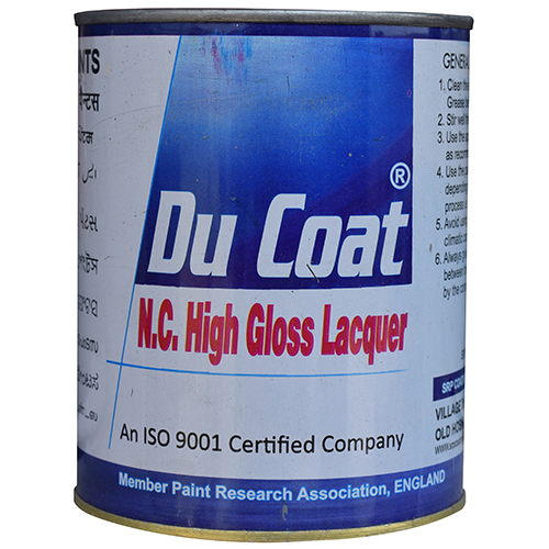 Du Coat N C High Gloss Lacquer Paint