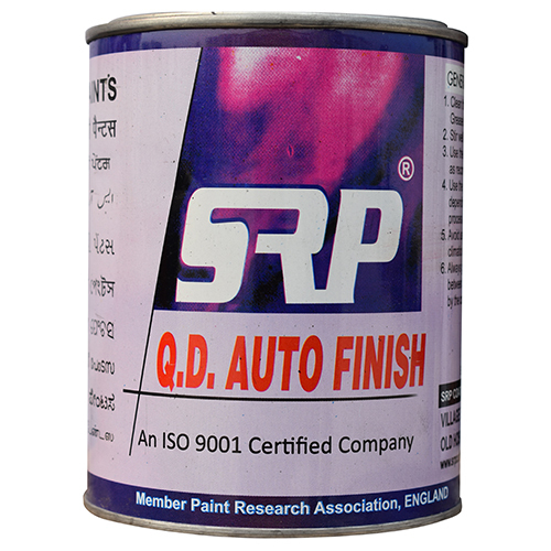Q D Auto Finish Paint