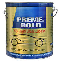 Premium Gold N C High Gloss Lacquer Paint