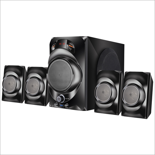 Black Multimedia Speaker