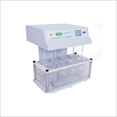 Dissolution Rate Test Apparatus