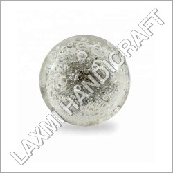 Antique Base Glass Cabinet Knob