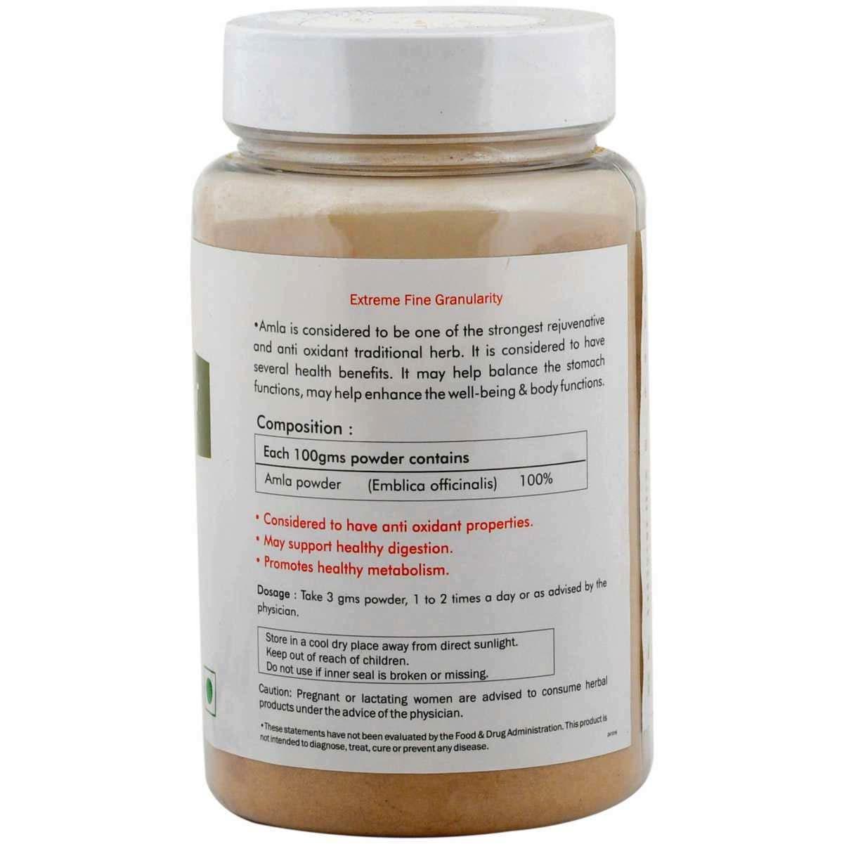 Herbal Amla Powder Immunity Support & Digestive health