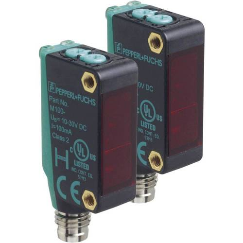 Pepperl Fuchs M100/MV100-RT/76a/95/103 Through Beam Photoelectric Sensors