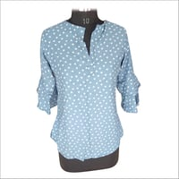 Ladies Umbrella Sleeves Top