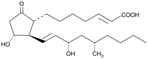 Limaprost Chemical