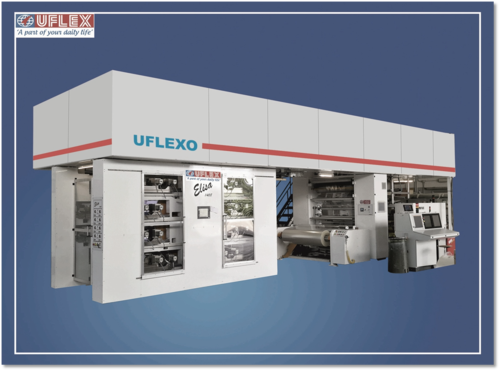 CI Flexo printing press