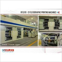 CI Flexo Printing press Model- Elisa
