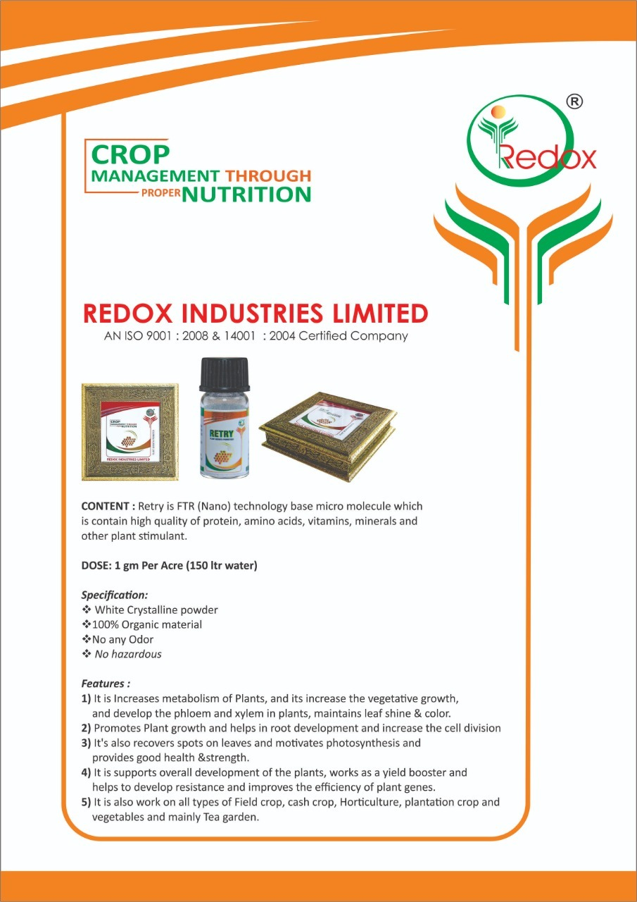 RETRY PLANT GROWTH PROMOTER