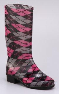 PVC Fashion Gumboots