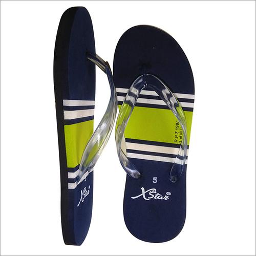 Blue Hawaii Ladies Slipper