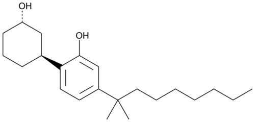 (±)3-epi CP 47,497-C8-homolog (exempt preparation)