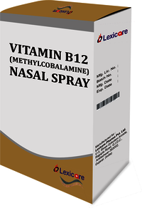 Vitamin B12 Nasal Spray