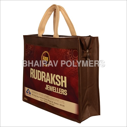 Zipper Promotional Bag