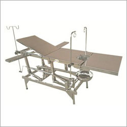 Height Adjustable O.T. Table