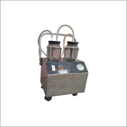 Electric Sunction Machine