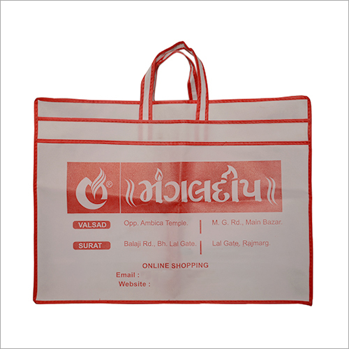 Incense Handle Promotional Bag