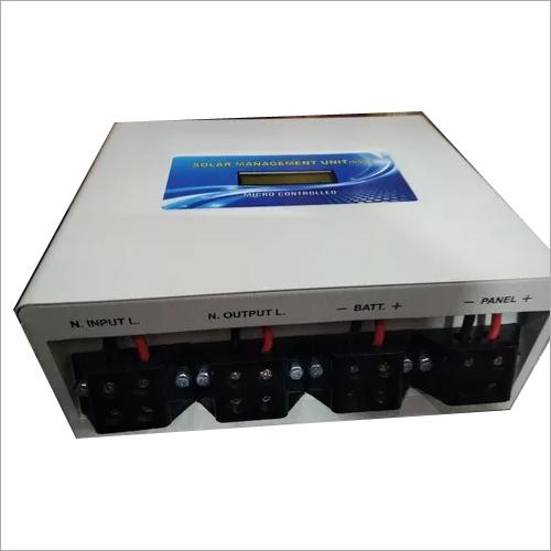 Solar Managment Unit 120 V PWM