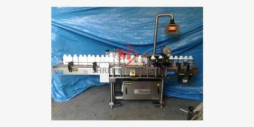Label & Sticker Labeling Machine