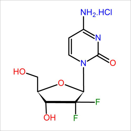 Gemcitabine氯化物