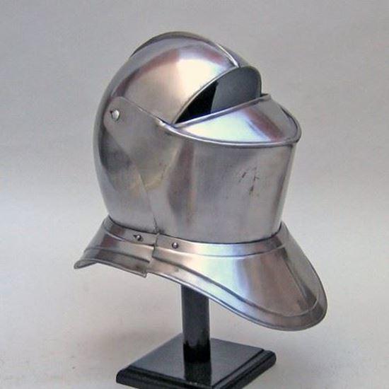 Armor Helmet Closed Bergonet