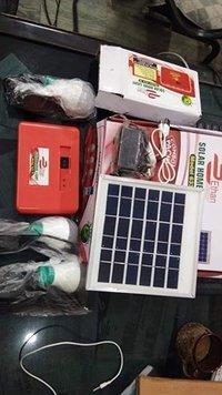 Solar Home lIght Combo (All in One Model)