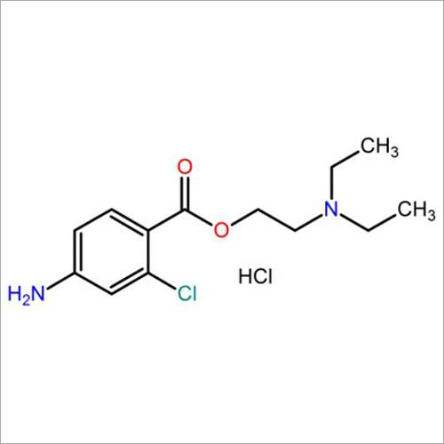 Chloroprocaine HCl