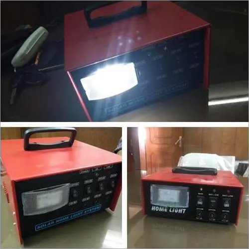 Solar Home Light 12 V/7.2AH