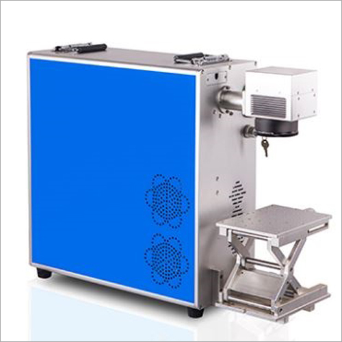 Table Top Laser Marking Machine