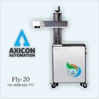 Online Fly Laser Marking Machine