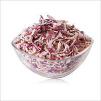 Red Dehydrated Onion Flake