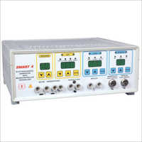 Electrosurgical Generator With Microcontroller Unit