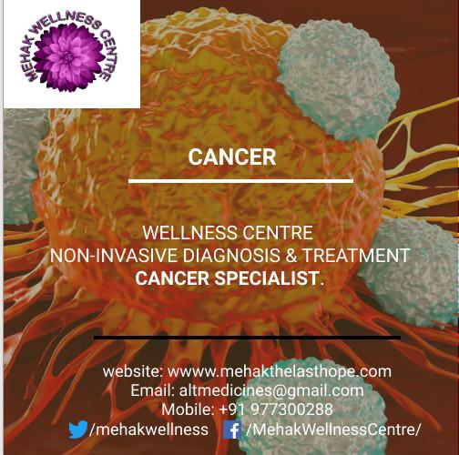Non Invasive Diagnosis & Treatment for Cancer