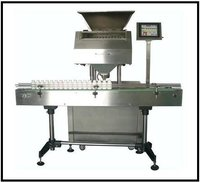 Automatic Electronic Type Tablet Counting & Filling Machine