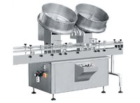 Round Plate Type Tablet/Capsule Counting and Filling Machine