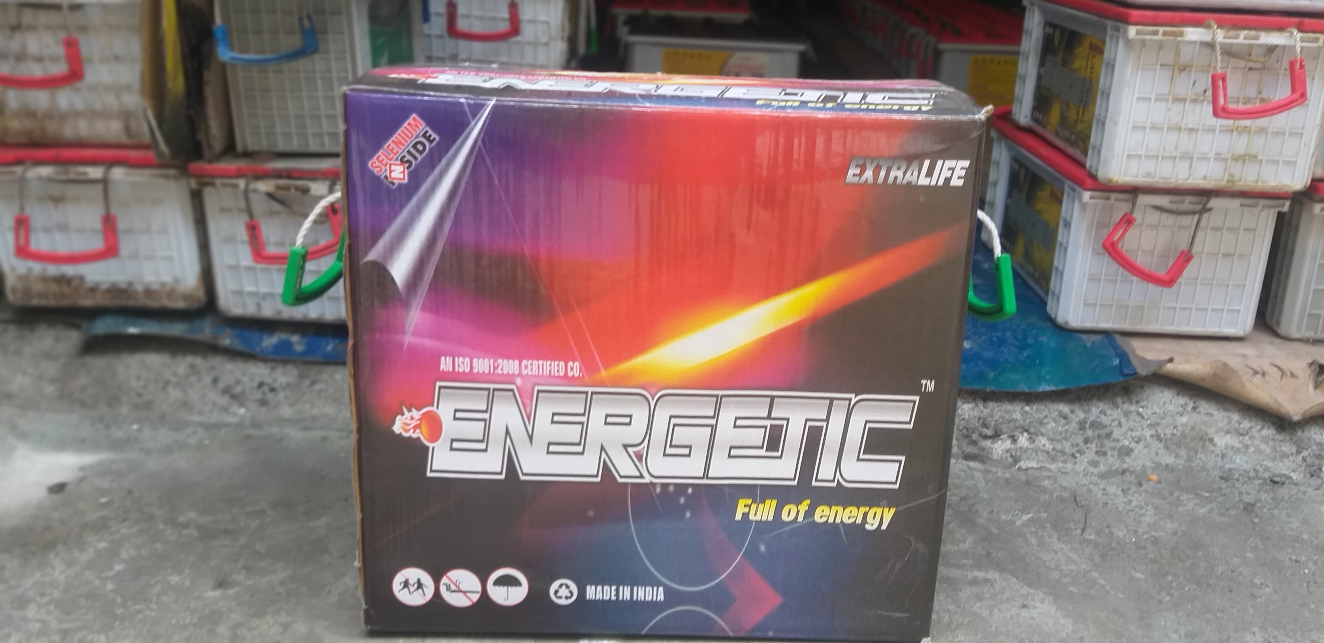 Inverter Battery 180 AH