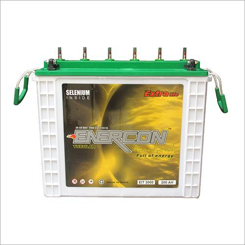 Inverter Tall Tubular Battery 200 AH