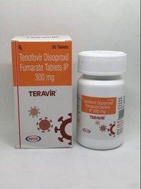 Teravir 300mg Tablets