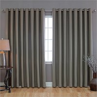 Window Plain Curtain