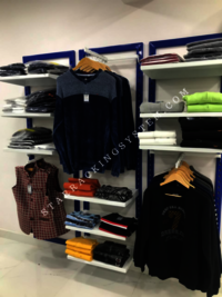 Garments Display Rack