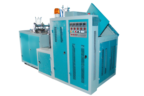 High Speed Paper Cup Making Machinery