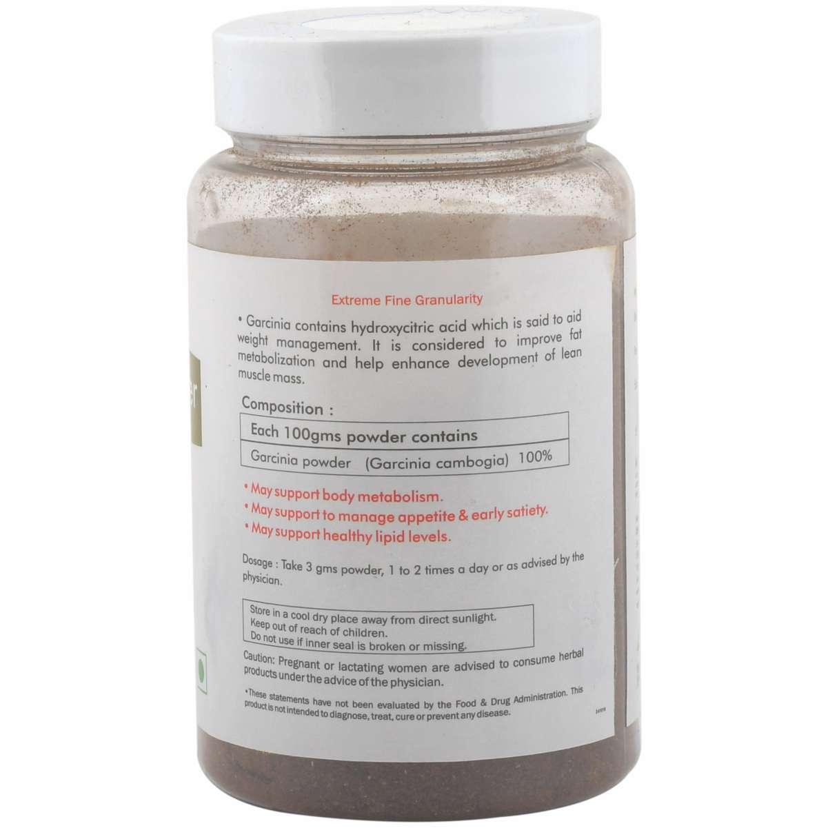 Ayurvedic Garcinia Powder 100gm for Weight Management (Pack of 2)