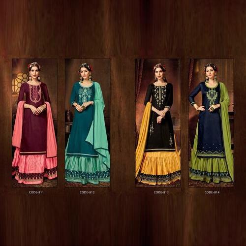 Pashmina Suit Dress Material