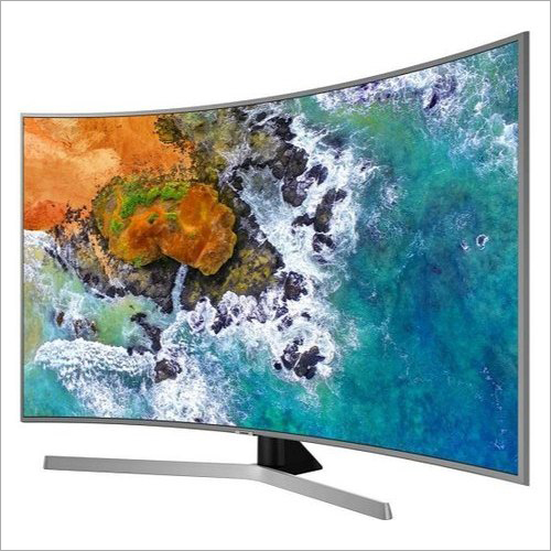 Curved LED TV