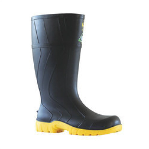 Safemate Black Safety Gumboots