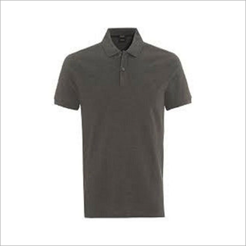 Mens Grey Corporate T-Shirts