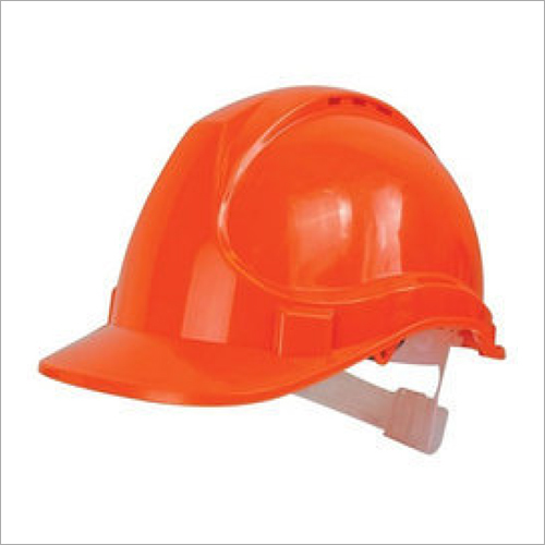Industrial Red Safety Helmets