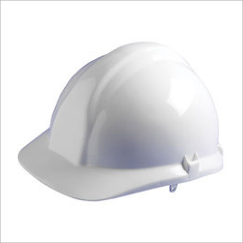 White Safety Helmets